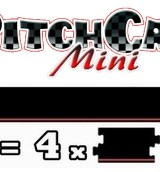 PitchCar Mini 3 : Longues lignes droites