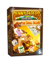 Penny Papers Adventures  : L'île aux Crânes / The skull island