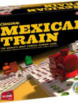Train Mexicain - dominos double douze