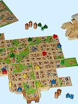 Carcassonne die stadt