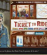 Les Aventuriers du Rail iPad