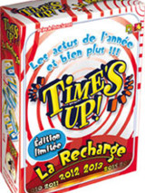 Time's Up ! - Recharge 2012 - 2013