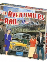 Les Aventuriers du Rail : New-York