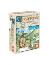 Carcassonne ext. 9 : moutons et collines