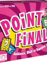 POINT FINAL - Nouvelle édition