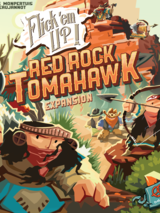 Flick'em UP ! Red Rock Tomahawk