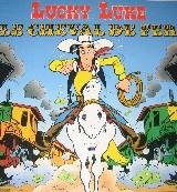 Lucky Luke Le Cheval de Fer - Union Pacific contre Central Pacific