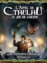 L'Appel de Cthulhu JCE : Les Secrets d'Arkham