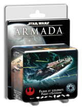 Star Wars: Armada - Extension Escadrons Filous et Scélérats