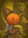 Carte promo Dixit : Halloween
