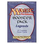 Magic the Gathering : Legends