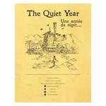 The Quiet year - Une année de répit