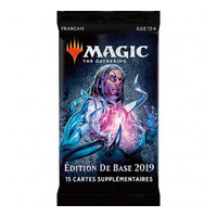 Magic the Gathering : Edition de Base 2019 - Booster