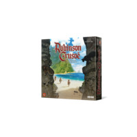Robinson Crusoé Aventures sur l'Île Maudite