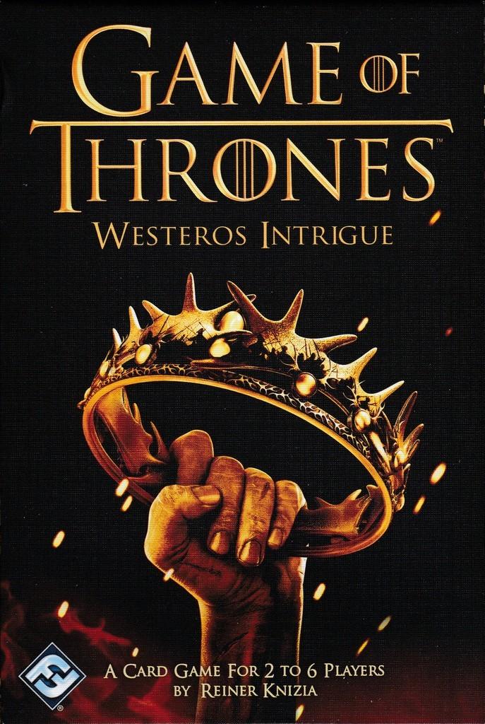 Game of Thrones : Westeros Intrigue