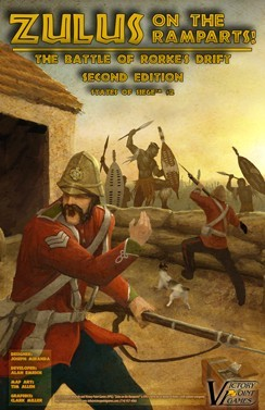 Zulus on the Ramparts - 2e Ed.