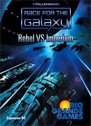 Race for the Galaxy : Rebel vs Imperium
