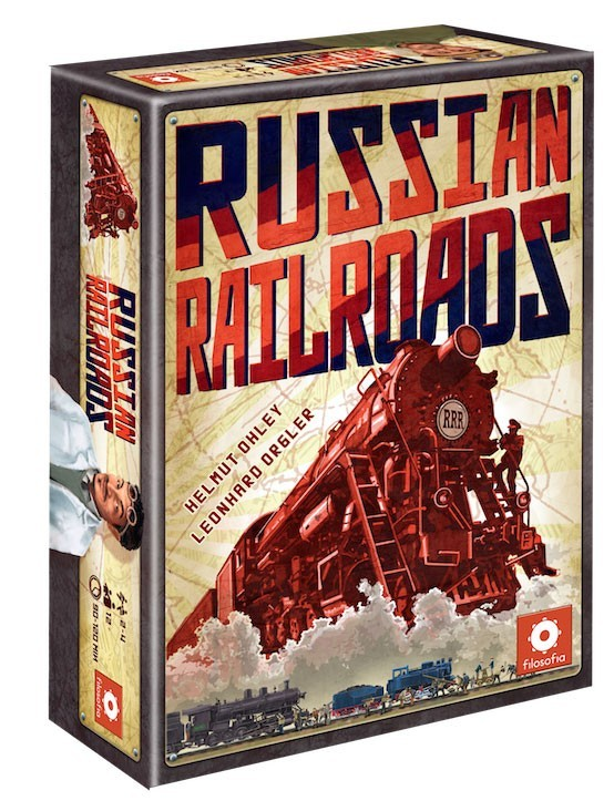Russian Railroads: box