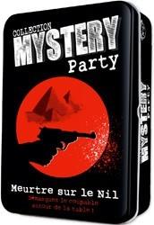 Mystery Party : Meurtre sur le Nil