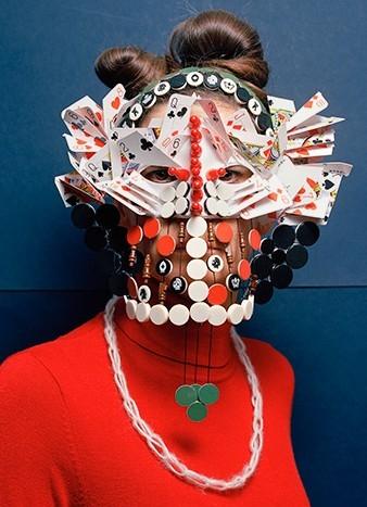 Les Masques ludiques de Marie Rime