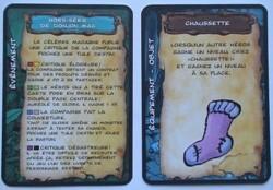 Le Donjon de Naheulbeuk : cartes bonus