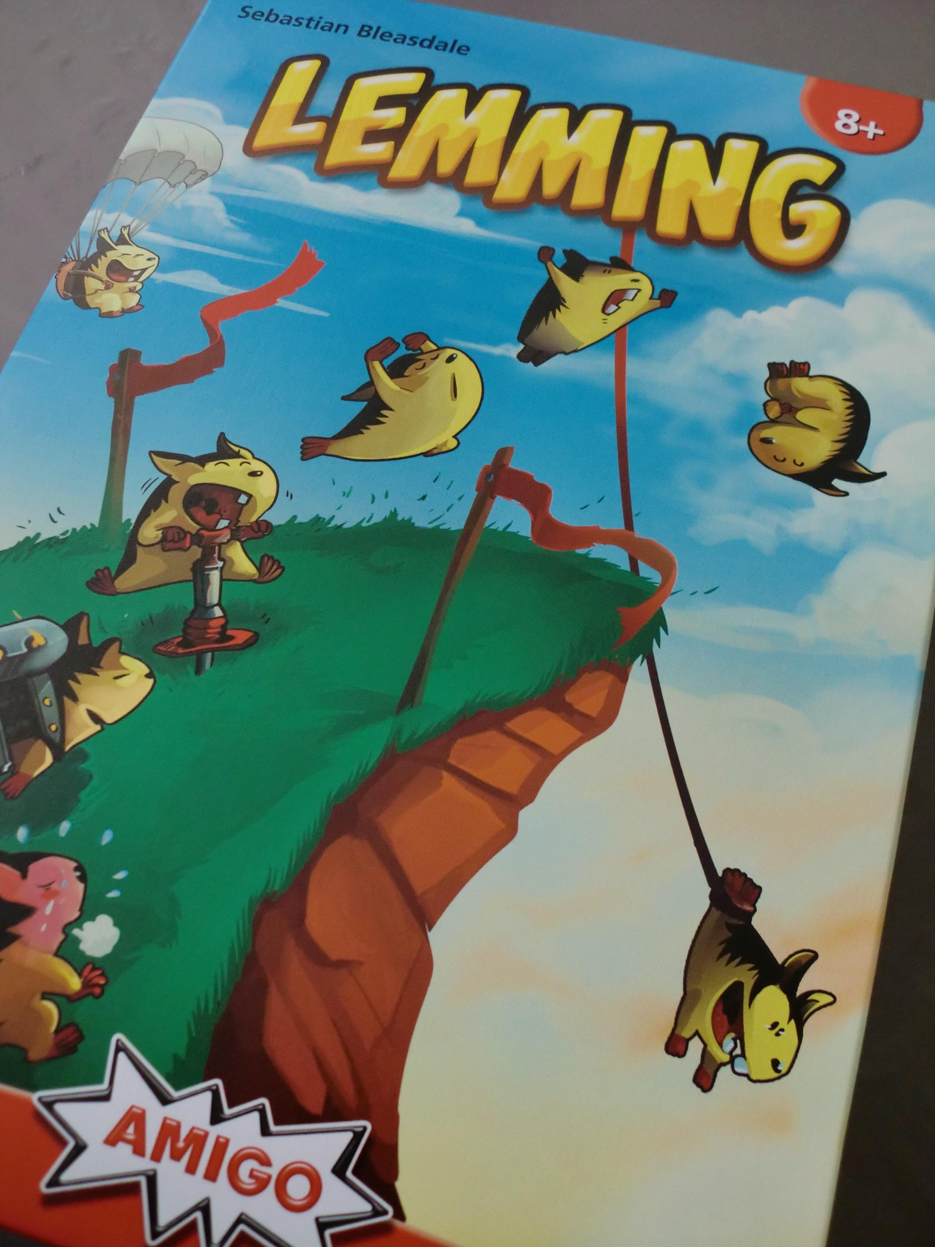 test de lemming