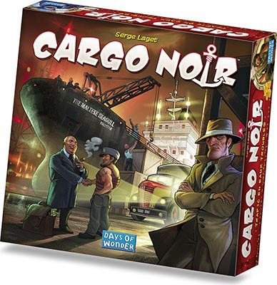 Cargo Noir, le prochain Days of Wonder  ! 9700_0