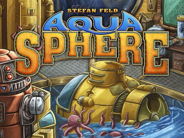 Aquasphere, le prochain Stefan Feld en français