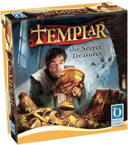 Templar de Jesús Torres Castro chez Queen Games