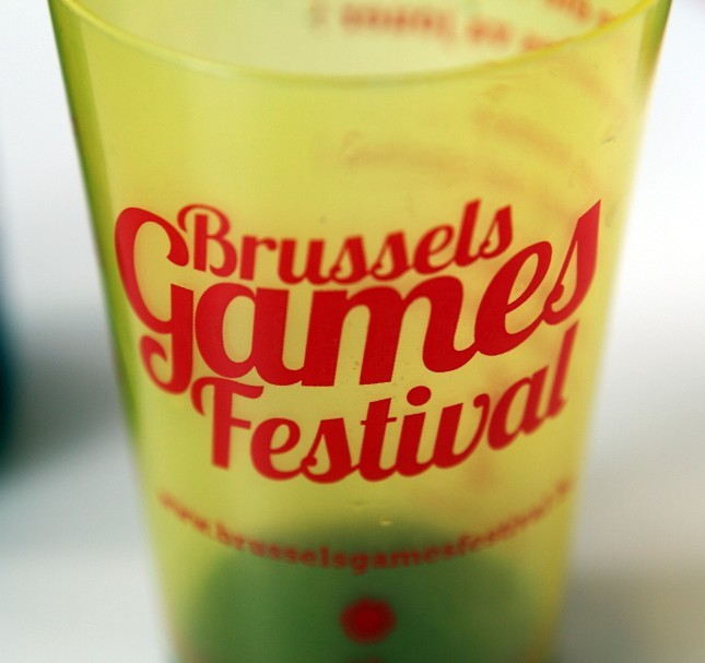 Le Brussels Games Festival 2014
