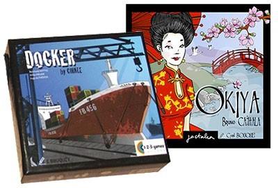 <p>Okiya et Docker sont enfin là</p>