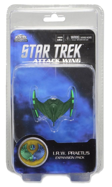 Star Trek : Attack Wing - Vague 1 - I.R.W. Praetus