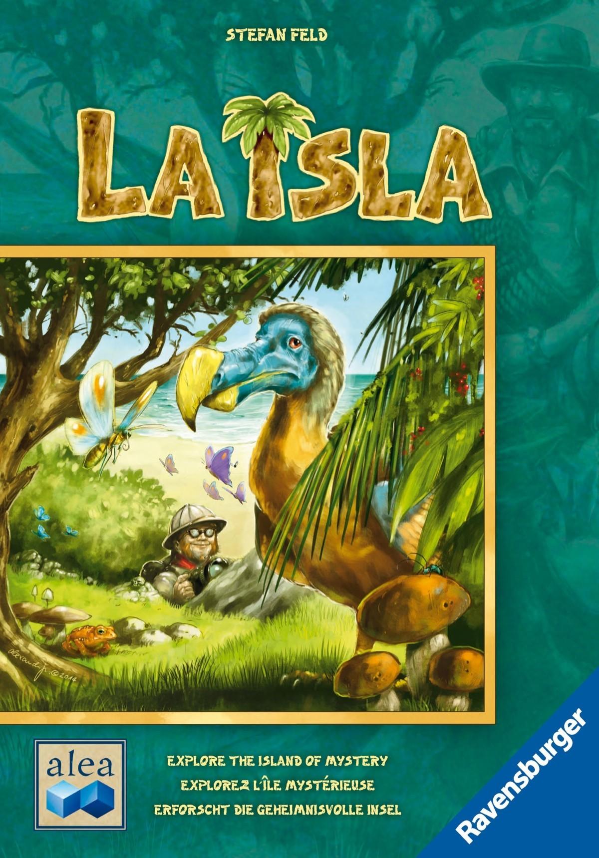 La Isla, le prochain Alea de Stefan Feld