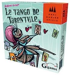 Le Tango de Tarentule