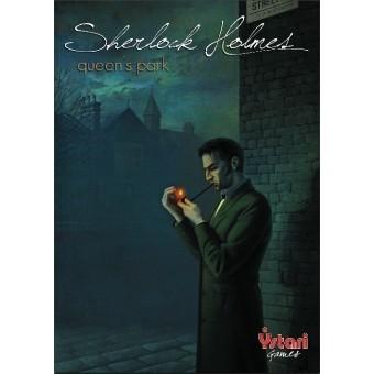 Sherlock Holmes Detective Conseil : Queen's park