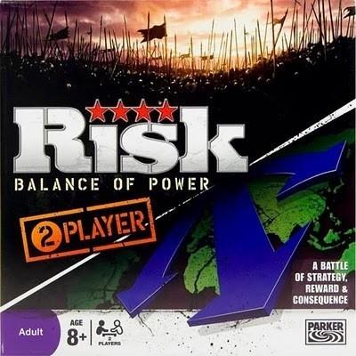 Risk : Balance of power