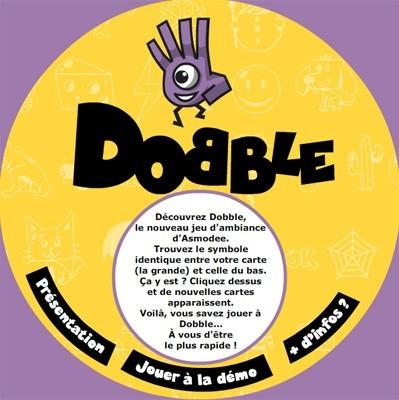 Entrainez-vous à Dobble en ligne...