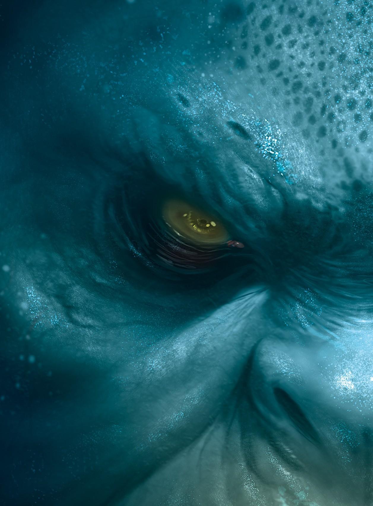 Abyss, Abyss, Abyss, Abyss et Abyss sont dans un bateau
