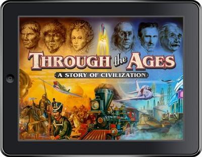 Through the Ages sur Ipad en 2011