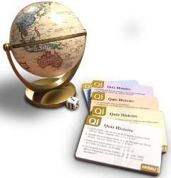 Globe Quiz Histoire