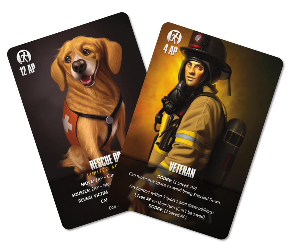 Flash Point: Fire Rescue : Veteran and Rescue Dog Pack