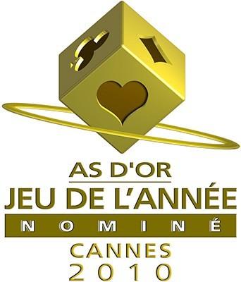 [Jeu de Plateau] As d'or - Jeu de l'année 2010 8414_0