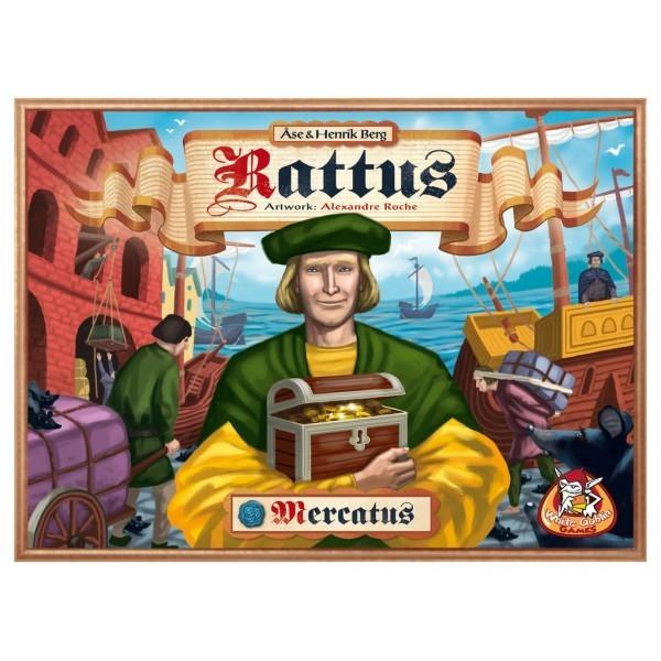 Rattus : Mercatus