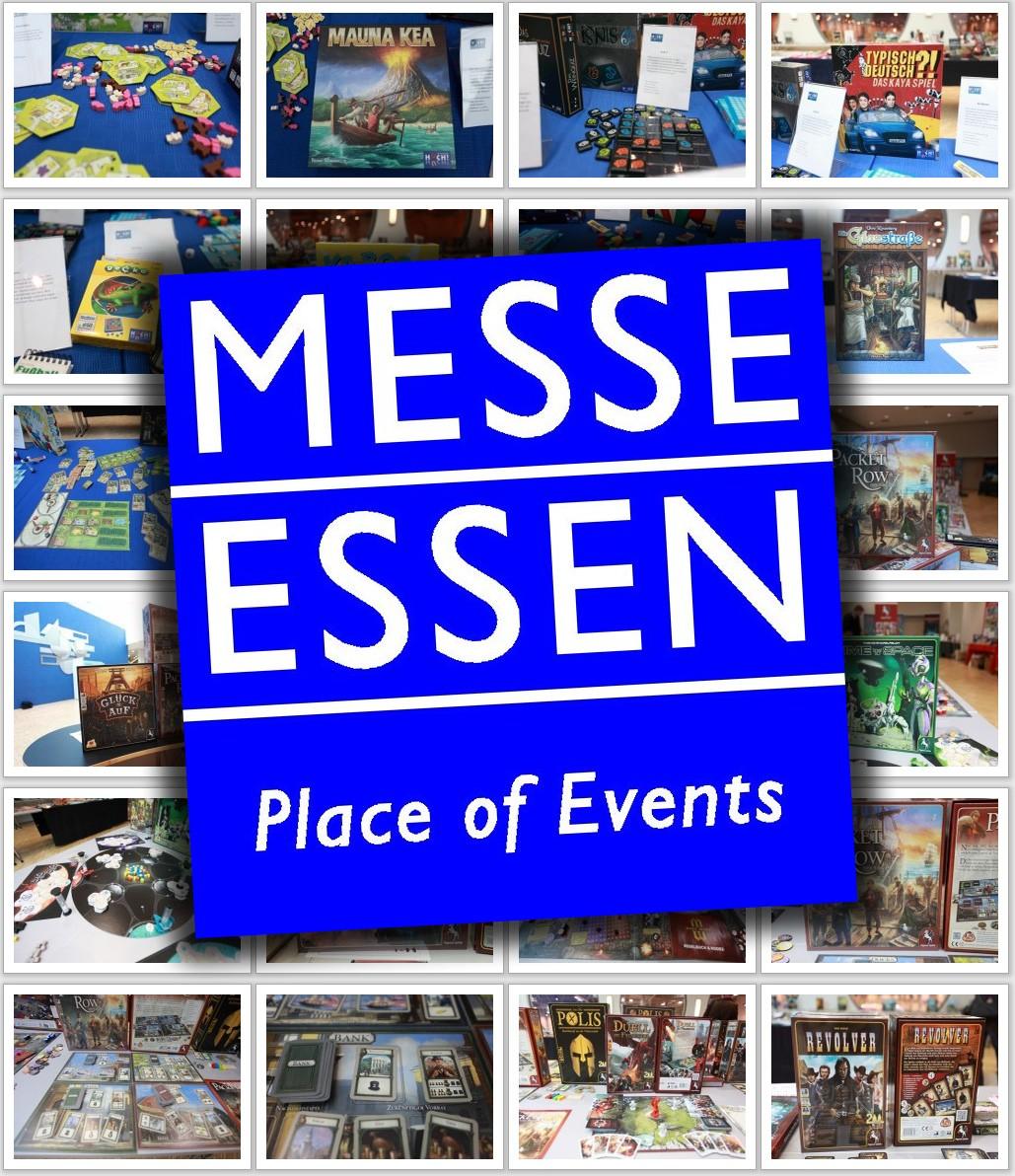 Essen 2013 : le Show Room