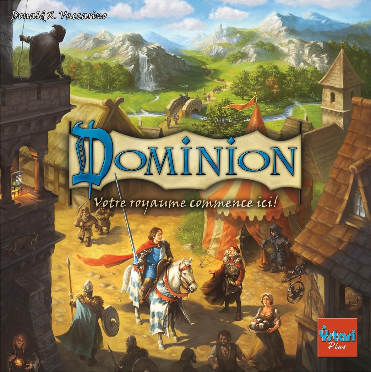 Dominion + extension Arrière pays