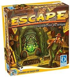 Escape - La malédiction du Temple