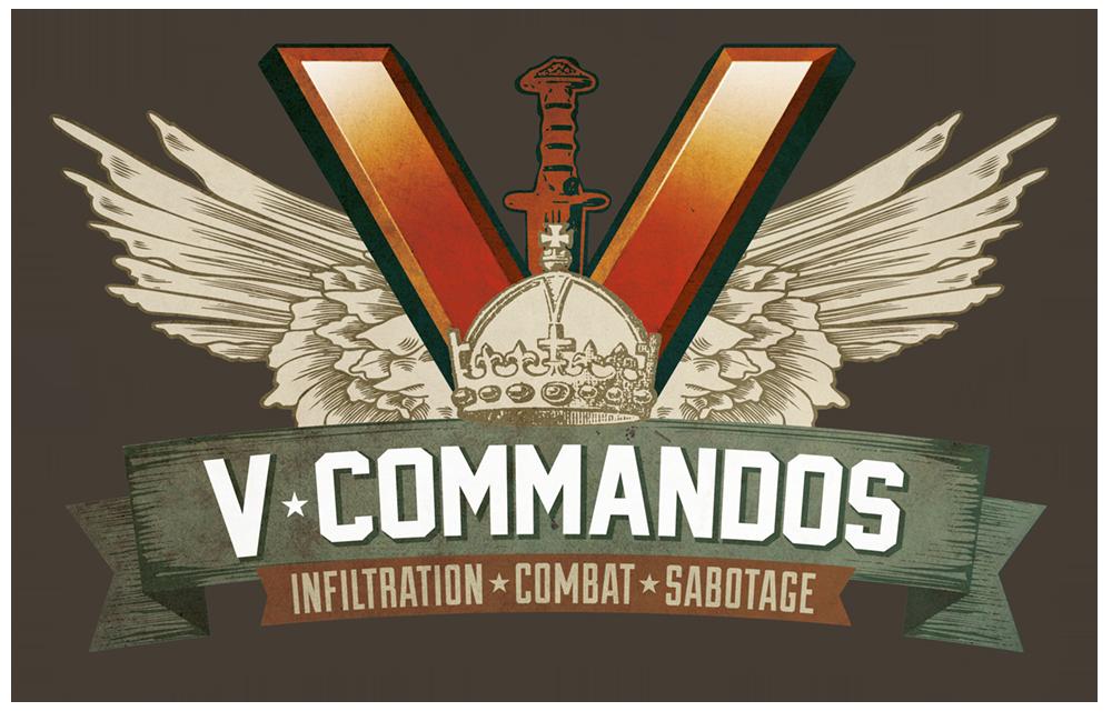 V-Commandos de l'interview
