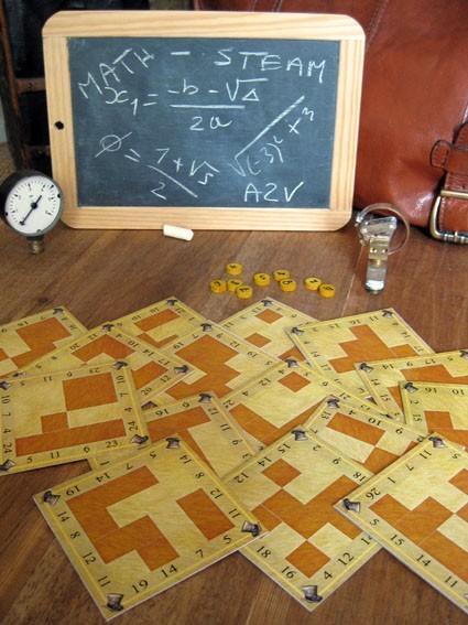 """Extention Math-Steam pour """"Enigma"""""""