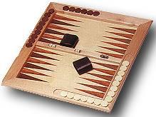 Klassik in der BGA: Backgammon online