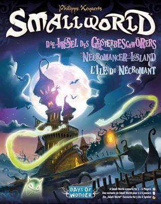 L'île du Nécromant pour Small World